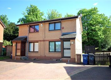 Thumbnail 2 bed semi-detached house for sale in Glencoats Drive, Paisley