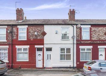 Thumbnail 2 bedroom terraced house for sale in Cross Street, Warrington, Cheshire