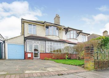 Thumbnail 3 bed semi-detached house for sale in South Way, Croydon