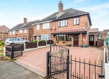 Thumbnail 3 bedroom semi-detached house for sale in Alexander Road, Bentley, Walsall, West Midlands
