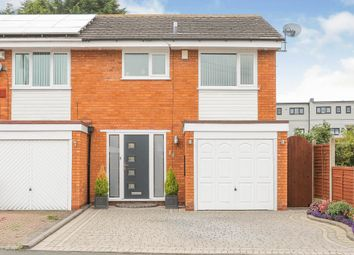 3 bed end terrace house for sale in Fastmoor Oval, Kitts Green, Birmingham B33