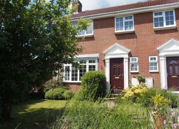 Thumbnail 3 bed end terrace house to rent in Downlands, Firsdown Close, Worthing