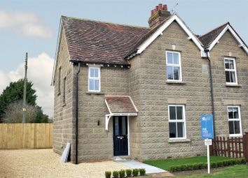 Thumbnail 2 bed semi-detached house for sale in Back Lane, Lower Quinton, Stratford Upon Avon