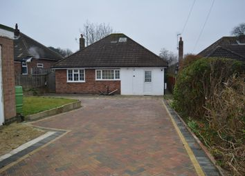 Thumbnail 3 bed detached bungalow for sale in Elizabeth Drive, Oadby, Leicester