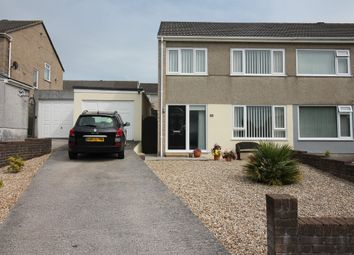 Thumbnail 3 bed semi-detached house for sale in Kingston Drive, Plympton, Plymouth