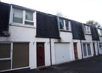 Thumbnail 1 bed mews house to rent in Raeburn Mews, Sotckbridge, Edinburgh