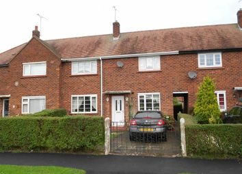 Thumbnail 3 bed terraced house for sale in Halton Drive, Crewe, Cheshire
