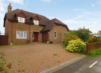 Thumbnail 4 bedroom detached house for sale in The Street, East Langdon, Dover