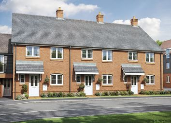 "Thumbnail 3 bed terraced house for sale in ""The Eveleigh"" at Allington Lane, Fair Oak, Eastleigh"