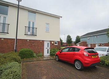 Thumbnail 3 bed mews house for sale in Hannah Court, Buckshaw Village, Chorley