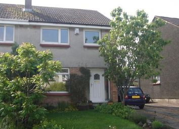 Thumbnail 3 bedroom semi-detached house to rent in Bonnytoun Avenue, Linlithgow