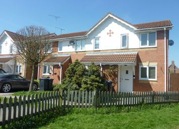 Thumbnail 2 bed end terrace house to rent in Heathcote Gardens, Church Langley, Harlow