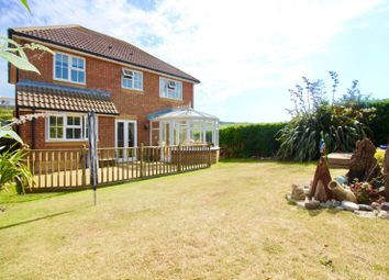 Thumbnail 4 bedroom detached house for sale in Court Farm Road, Newhaven