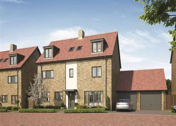 Thumbnail 5 bed detached house for sale in The Lanterns, Stevenage, Hertfordshire