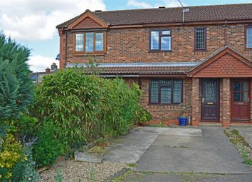 Thumbnail 2 bed terraced house for sale in Hadleigh Green, Burringham, Scunthorpe