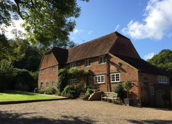Thumbnail 5 bed farmhouse for sale in Old Blackfriars, Marley Lane, Battle, East Sussex