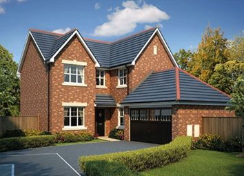 Thumbnail 4 bed detached house for sale in The Pastures Fleetwood Road, Wesham, Preston
