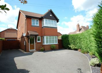 Thumbnail 3 bed detached house to rent in Princes Road, Petersfield