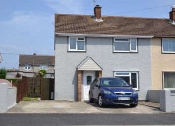 Thumbnail 3 bed semi-detached house for sale in Heol Penlan, Stop And Call, Goodwick
