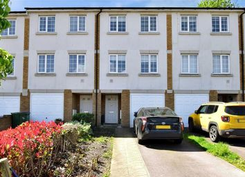 Thumbnail 3 bed town house for sale in Enbrook Valley, Folkestone, Kent