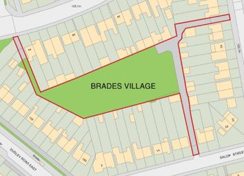 Thumbnail Land for sale in Land Rear Of Salop Street, Albion Street, Roway Lane, Dudley Road East, Oldbury