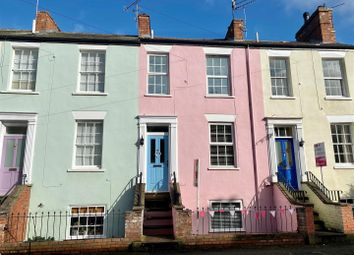Thumbnail 3 bedroom town house for sale in Crown Street, Newark