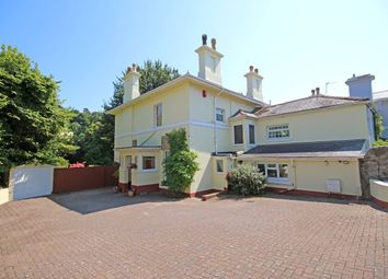 Thumbnail 3 bed detached house for sale in Babbacombe Road, Torquay