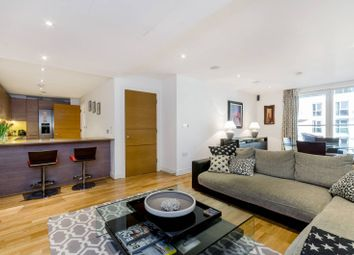 Thumbnail 2 bedroom flat for sale in Lensbury Avenue, Imperial Wharf