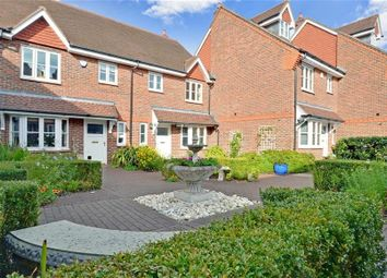 Thumbnail 3 bed terraced house for sale in Westfield Gardens, Dorking