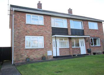 Thumbnail 3 bedroom semi-detached house to rent in Glebe Road, Stilton, Peterborough