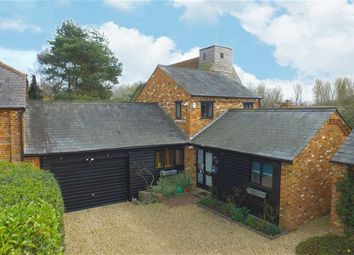 Thumbnail 3 bedroom detached house for sale in Cowdray Close, Woolstone, Milton Keynes