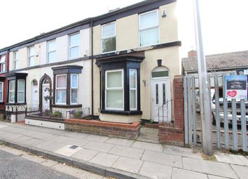 Thumbnail 3 bed terraced house to rent in Montague Road, Old Swan, Liverpool