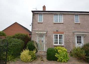 Thumbnail 3 bed end terrace house to rent in Bronllys Mews, Celtic Horizons, Newport