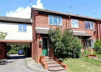 Thumbnail 3 bed end terrace house to rent in Orchard Close, Alresford