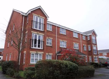 Thumbnail 2 bed flat for sale in Meadow Field, Hindley Green, Wigan