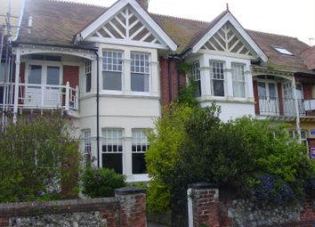 Thumbnail 1 bed flat to rent in Flat3, 7 St George's Road, Worthing