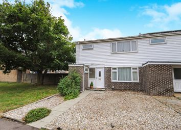 Thumbnail 3 bedroom end terrace house for sale in Moorland Road, Witney