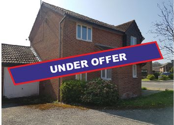 Thumbnail 3 bed detached house for sale in The Burrows, Dan Y Graig