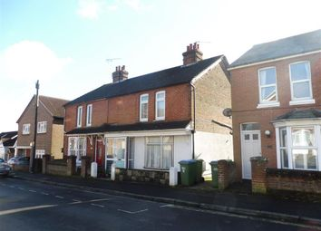 Thumbnail 1 bed flat to rent in Deanes Park Road, Fareham