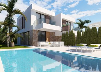Thumbnail 3 bed villa for sale in Calle Praga, Sierra Cortina, Finestrat, Finestrat, Valencia
