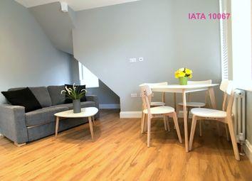 Thumbnail 1 bed flat to rent in Lamington Street, London