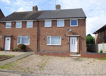 Thumbnail 3 bed semi-detached house to rent in Ormscliffe Road, Rednal