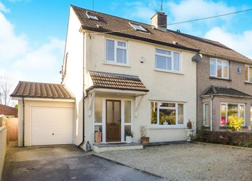 Thumbnail 4 bedroom semi-detached house for sale in Danygraig Drive, Talbot Green, Pontyclun