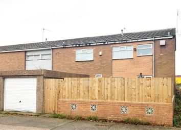 Thumbnail 3 bedroom end terrace house to rent in Quantock Close, Hull