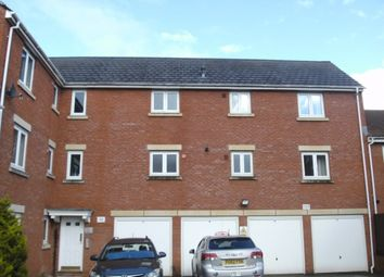Thumbnail 2 bed flat to rent in Crusader Close, Bridgwater