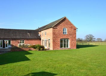 Thumbnail 5 bed barn conversion for sale in Adderley, Market Drayton