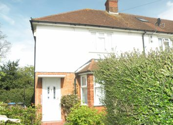 Thumbnail 3 bed cottage to rent in Bishops Rise, Hatfield
