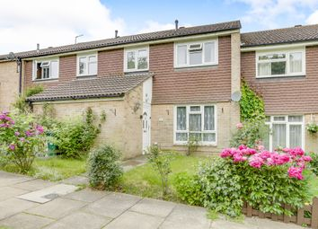 Thumbnail 3 bed terraced house for sale in Bowness Close, Ifield, Crawley