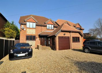Thumbnail 4 bed link-detached house for sale in Ouseley Road, Wraysbury, Berkshire