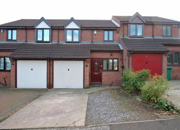 Thumbnail 2 bedroom terraced house for sale in Berry Court, Holly Gardens, Thorneywood, Nottingham